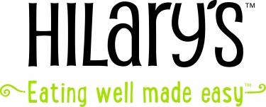 Logo for Hilary's Eat Well
