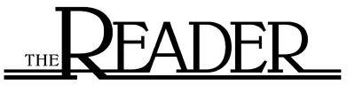 Logo for The Reader