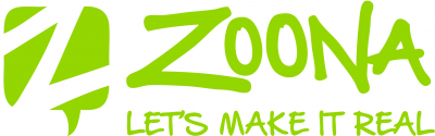 Logo for Zoona