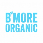 Logo for B'more Organic