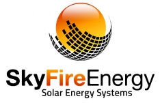 Logo for SkyFire Energy Inc