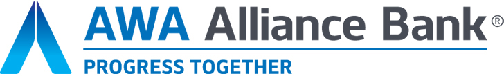 Logo for AWA Alliance Bank