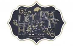 Logo for Let Em Have It Salon