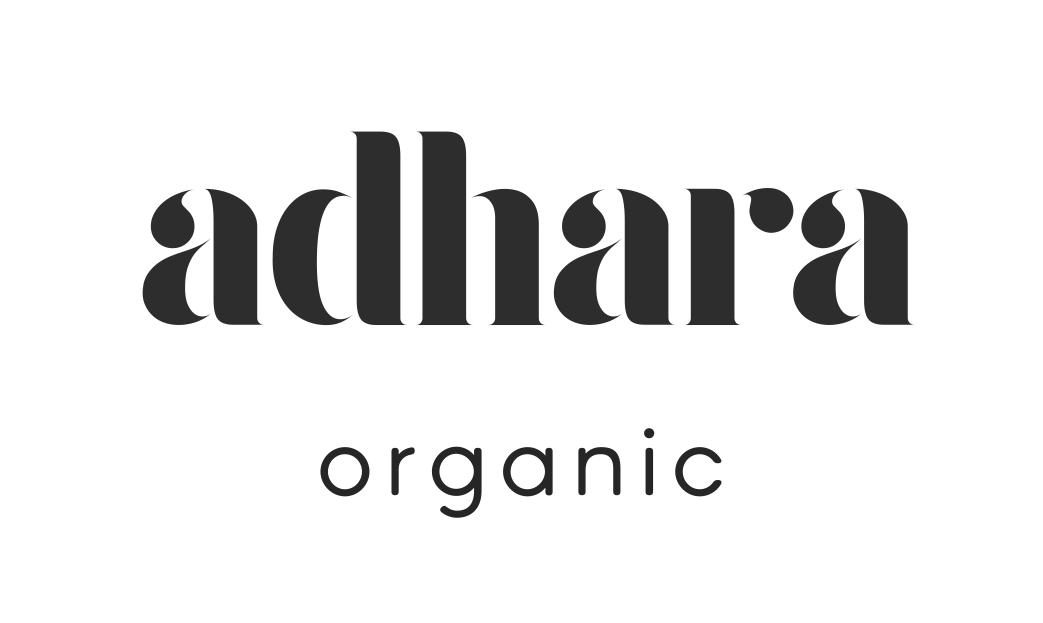 Logo for adhara organic