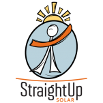 Logo for Straightup Solar, LLC