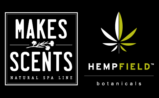 Logo for Makes Scents Natural Spa Line | Hempfield Botanicals