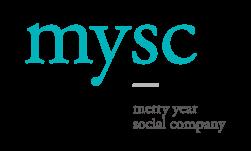Logo for Merry Year Social Company (MYSC)
