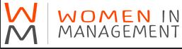 Logo for Women in Management