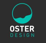 Logo for Oster Design