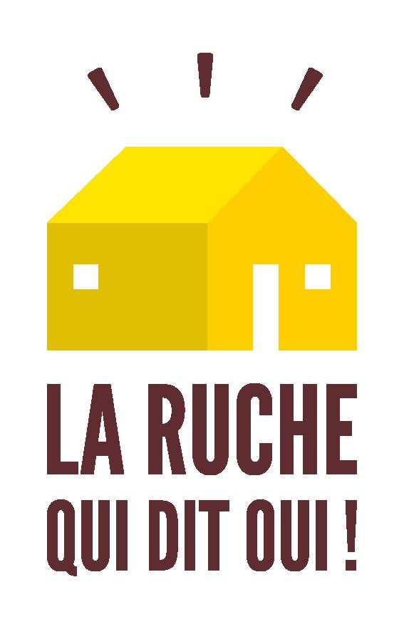 Logo for La Ruche qui dit Oui !