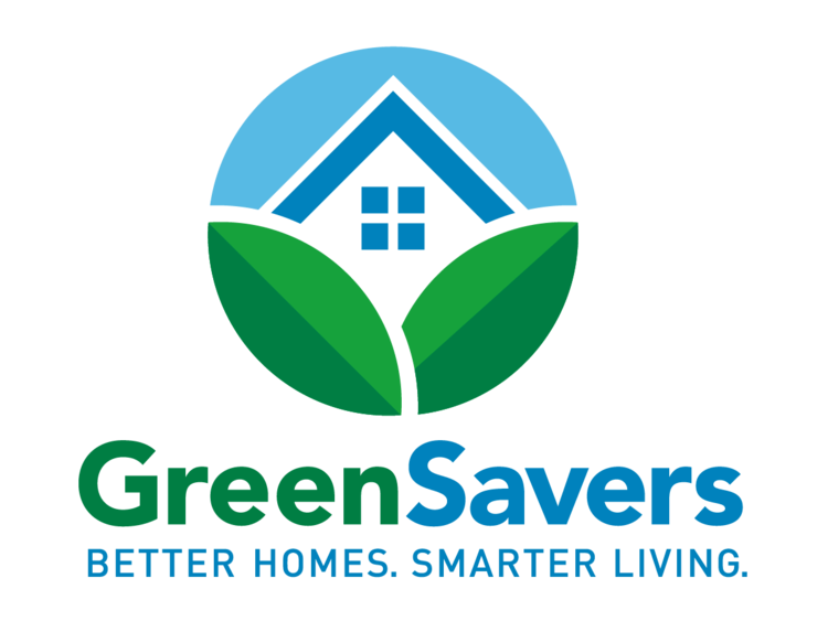 Logo for GreenSavers