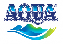 Logo for DANONE AQUA Indonesia