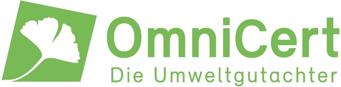 Logo for OmniCert Umweltgutachter GmbH