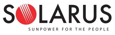 Logo for Solarus Sunpower