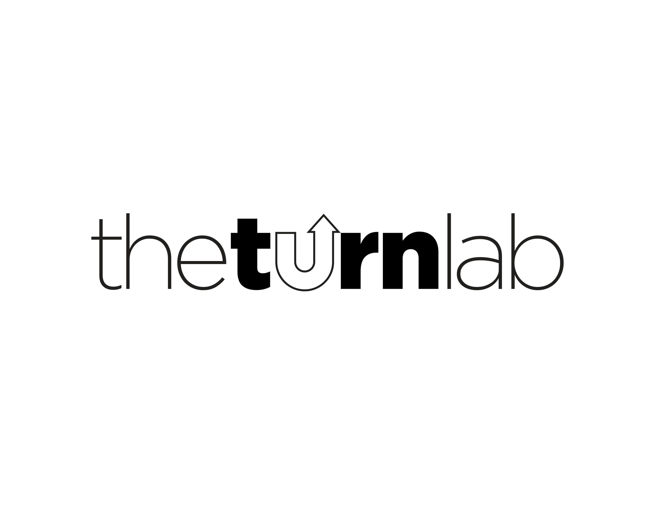 Logo for theturnlab inc.