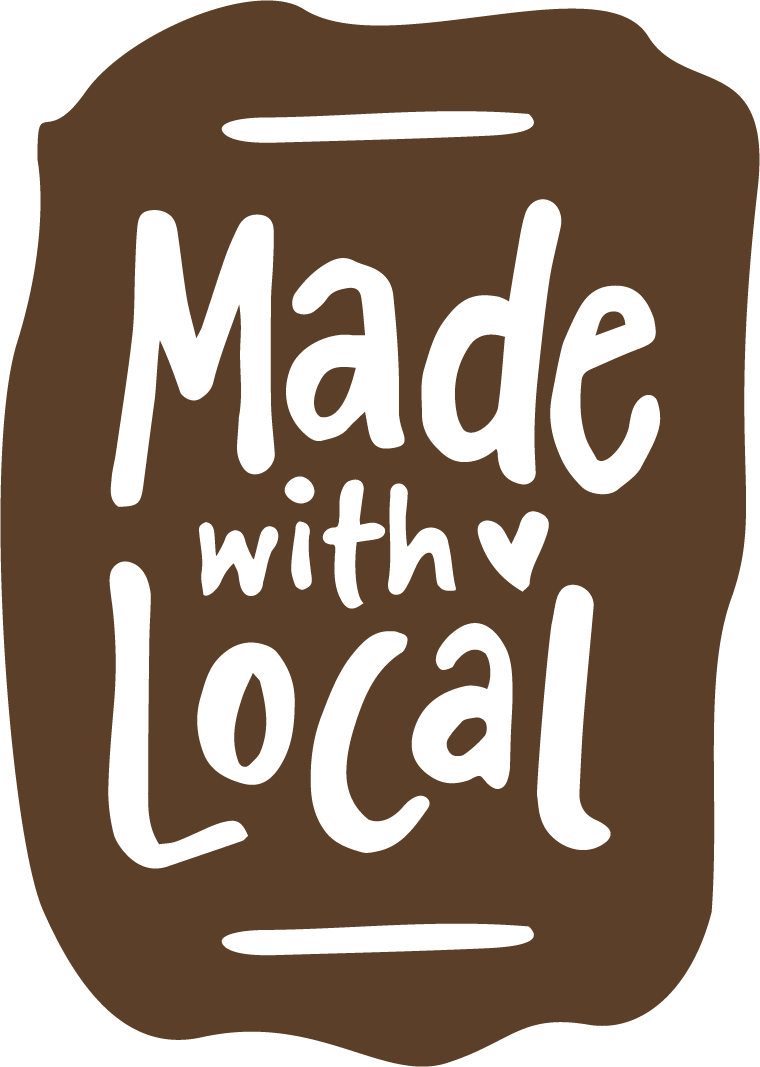 Logo for Made with Local Snack Foods Inc