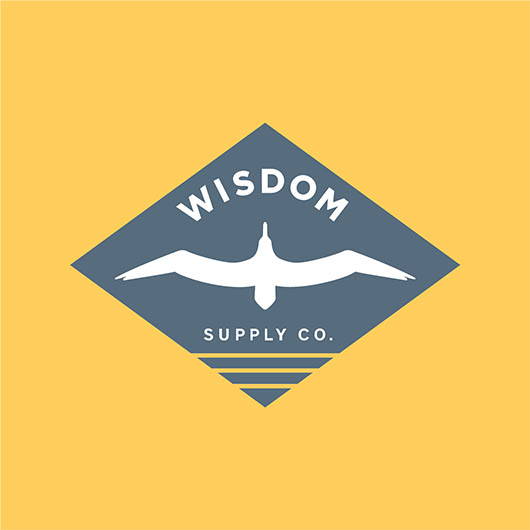 Logo for Wisdom Supply Co.