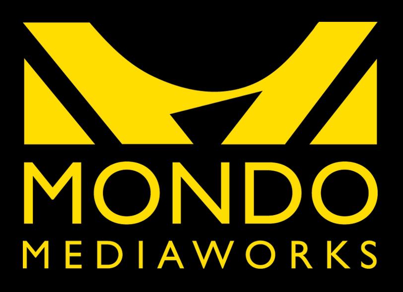 Logo for Mondo Mediaworks, Inc.