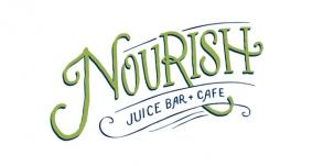 Logo for Nourish Juice Bar