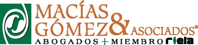 Logo for Macías Gómez & Asociados Abogados