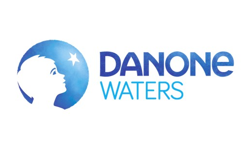 Logo for Danone Waters Spain
