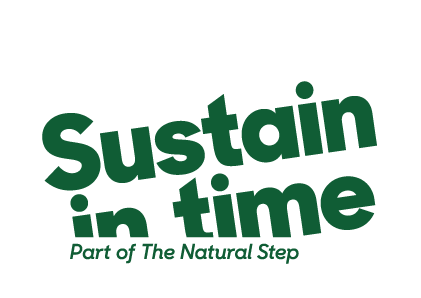Logo for Sustain in Time Global AB