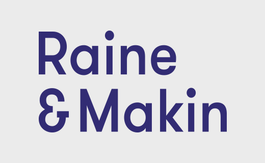 Logo for Raine & Makin