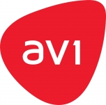 Logo for AV1 Pty Ltd