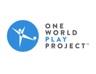 Logo for One World Play Project