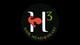 Logo for Hair,Head & Heart