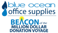 Logo for Blue Ocean Office Supplies & Solutions