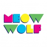 Logo for Meow Wolf