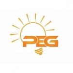 Logo for PEGAfrica