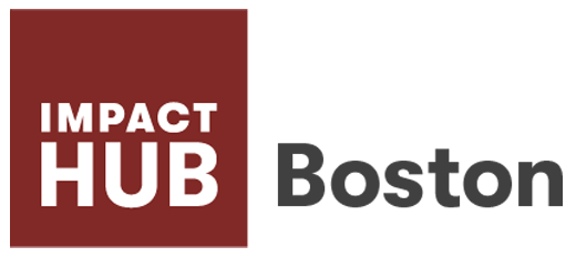 Logo for Impact Hub Boston