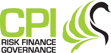 Logo for CPI Risk, Finance & Governance
