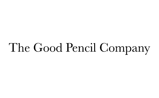 Logo for The Good Pencil Company