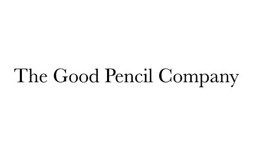 Logo for The Good Pencil Company