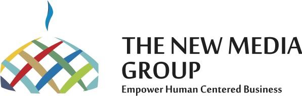 Logo for The New Media Group