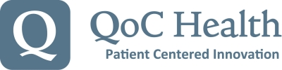 Logo for QoC Health