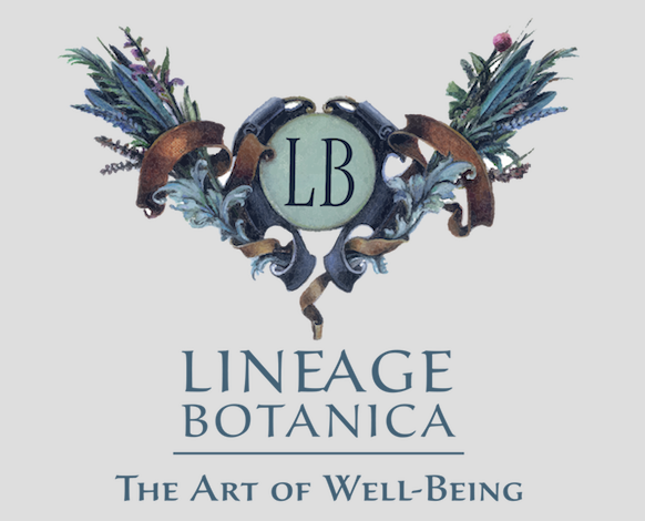 Logo for Lineage Botanica