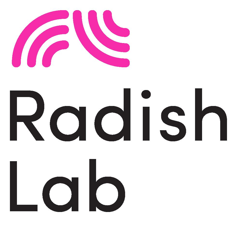 Logo for Radish Lab