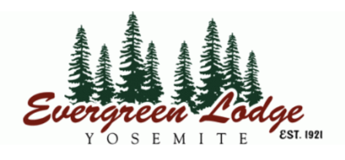 Logo for Evergreen Lodge