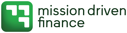 Logo for Mission Driven Finance
