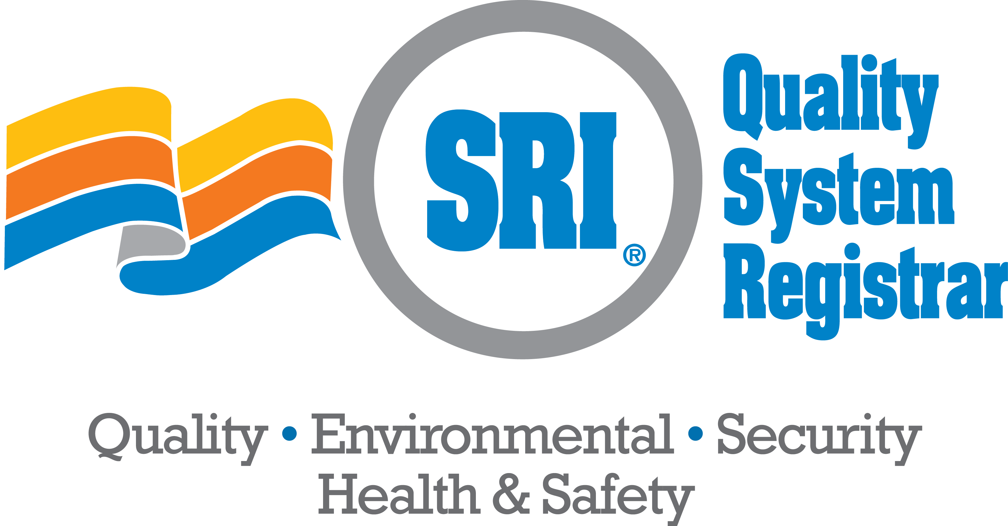 Logo for SRI Quality System Registrar