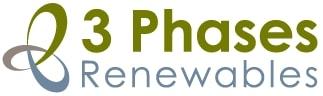 Logo for 3 Phases Renewables