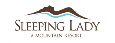 Logo for Sleeping Lady Resort