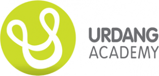 Logo for The Urdang Academy