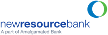Logo for New Resource Bank