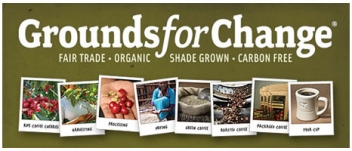 Logo for Grounds For Change