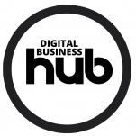 Logo for Digital Business Hub